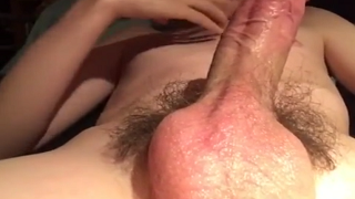 Big hairy twing balls and cock zoomed gay HD